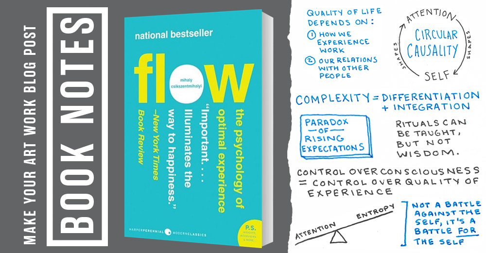 Flow Psychology Optimal Experience Quotes