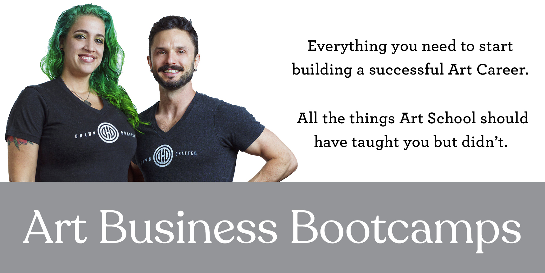 Art Business Bootcamp Header